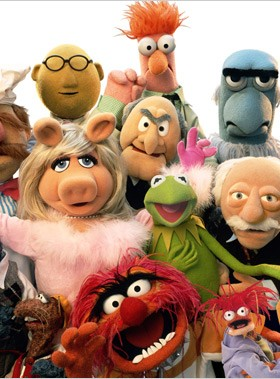 A-gaggle-of-Muppets