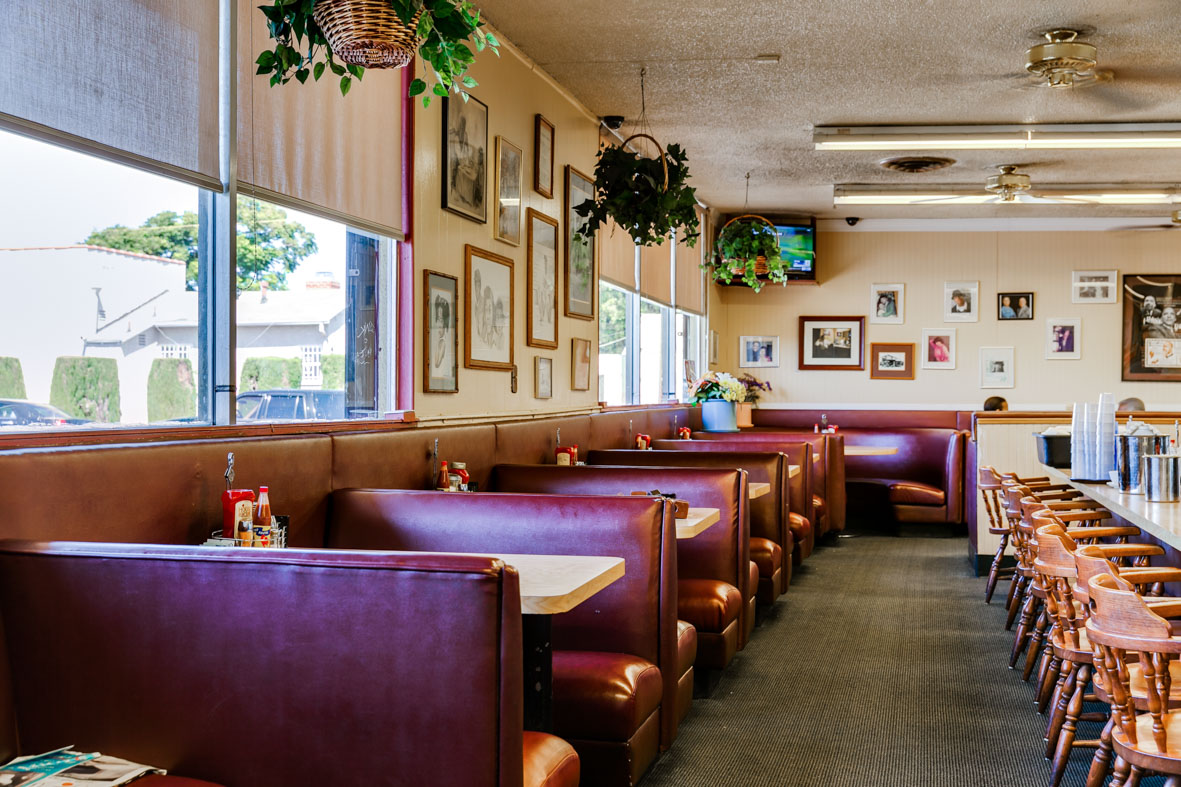 Diner 60 S 70 S Production Locations
