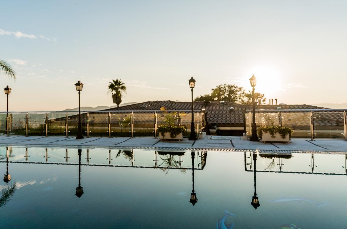 Los Angeles Film Location: Glendale Glendale, Mediterranean House