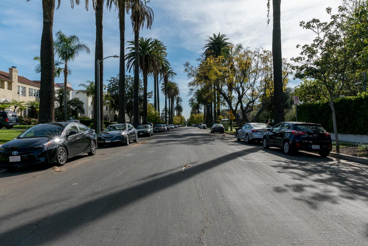 Los Angeles Film Location: Mid-City Los Angeles, Craftsman House