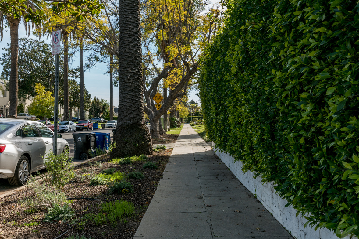 Los Angeles Film Location: Mid-City Los Angeles, Victorian House