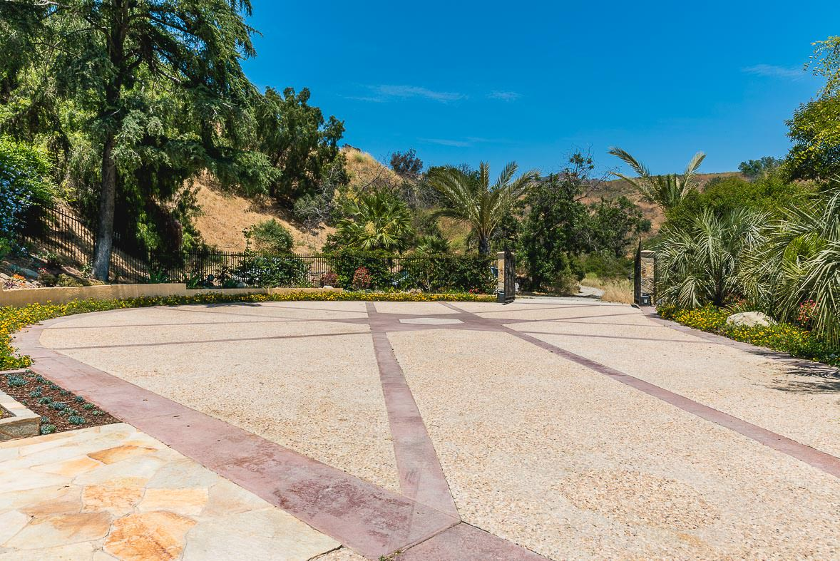 Los Angeles Film Location: Hollywood Los Angeles, Mediterranean House
